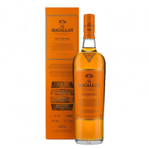 The Macallan Edition No. 2 | Scotch Whisky | Philippines Manila Whisky