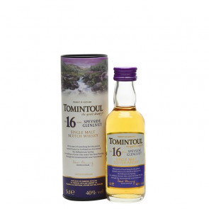 Tomintoul 16 Year Old Single Malt 5cl Miniature | Philippines Manila Whisky