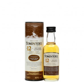 Tomintoul 12 Year Old Oloroso 5cl Miniature | Philippines Manila Whisky