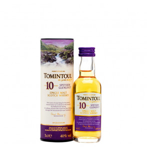 Tomintoul 10 Year Old 5cl Miniature | Philippines Manila Whisky