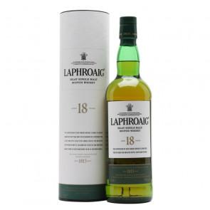 Laphroaig 18 Year Old | Single Malt Scotch Whisky | Philippines Manila Whisky