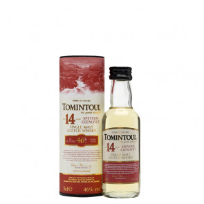Tomintoul 14 Year Old 5cl Miniature | Philippines Manila Whisky