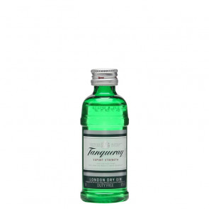 Tanqueray - 50ml Miniature | London Dry Gin