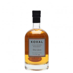 Koval Single Barrel Four Grain | Philippines Manila Whiskey