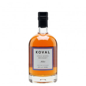 Koval Single Barrel Millet | Philippines Manila Whiskey