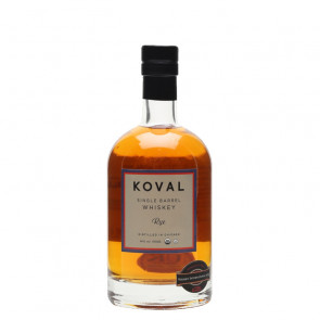 Koval Single Barrel Rye | Philippines Manila Whiskey