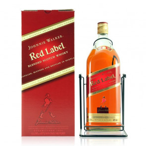 Johnnie Walker Red Label 4.5L | Philippines Manila Whisky