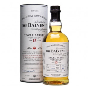 Balvenie 15 Year Old Single Barrel | Scotch Whisky
