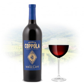 Francis Ford Coppola Diamond Collection Merlot 2014 | Philippines Manila Wine