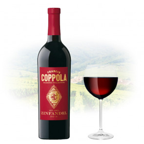 Francis Ford Coppola Diamond Collection Zinfandel 2014 | Philippines Manila Wine