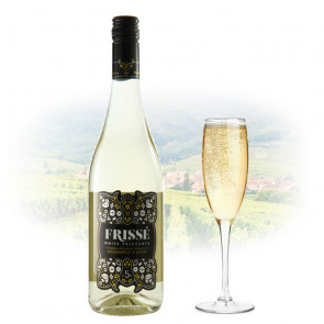 Frissé White Frizzante - Passion Fruit & Lemon | Manila Wine Philippines