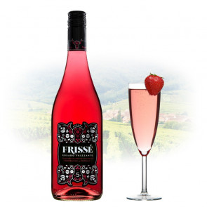 Frissé Rosé Frizzante - Raspberry & Grapefruit | Manila Wine Philippines