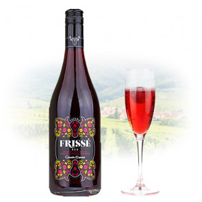 Frissé Red Frizzante - Orange, Lemon & Cinnamon | Manila Wine Philippines
