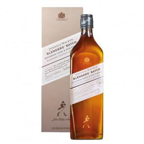 Johnnie Walker Blenders' Batch Bourbon Cask & Rye Finish 1L   Philippines Manila Whisky