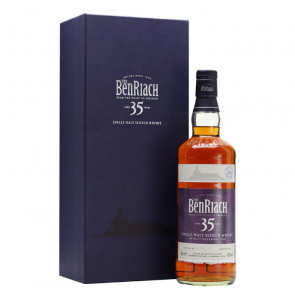 BenRiach 35 Year Old | Single Malt Scotch Whisky | Philippines Manila Whisky