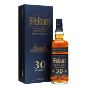 BenRiach 30 Year Old | Single Malt Scotch Whisky | Philippines Manila Whisky