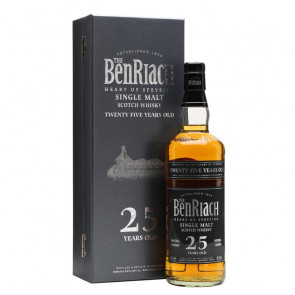 BenRiach 25 Year Old | Single Malt Scotch Whisky | Philippines Manila Whisky