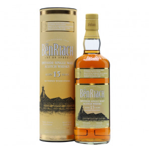 BenRiach Sauternes Finish 15 Yrs | Single Malt Scotch Whisky | Philippines Manila Whisky