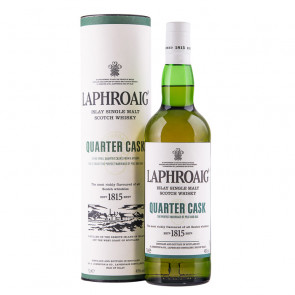 Laphroaig Quarter Cask 70cl | Single Malt Scotch Whisky | Philippines Manila Whisky