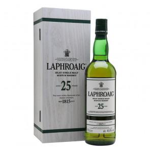 Laphroaig 25 Years Old | Single Malt Scotch Whisky | Philippines Manila Whisky