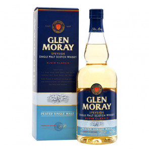 Glen Moray Classic Peated Single Malt | Single Malt Scotch Whisky | Philippines Manila Whisky