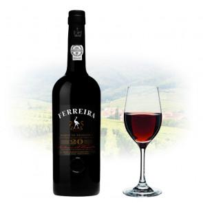 Ferreira - Duque De Braganca Port - 20 Years | Porto Wine