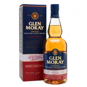 Glen Moray Classic Sherry Finish | Single Malt Scotch Whisky | Philippines Manila Whisky