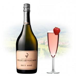Billecart Salmon - Brut Rosé - 1.5L Magnum   Champagne