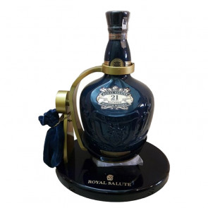 Chivas Regal Royal Salute 21 Years Old Sapphire Flagon 3L | Philippines Manila Whisky