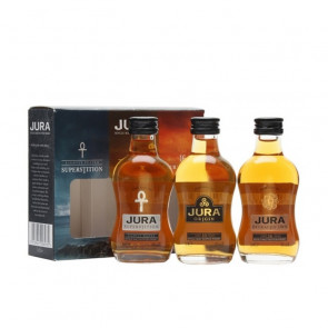 Isle Of Jura Discovery 200Ml X3 | Single Malt Scotch Whisky | Philippines Manila Whisky