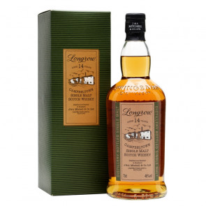 Longrow 14 Year Old | Single Malt Scotch Whisky