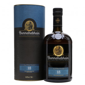 Bunnahabhain 18 Year Old | Single Malt Scotch Whisky | Philippines Manila Whisky