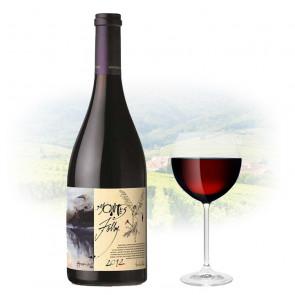 Montes Folly Syrah 2012 | Philippines Manila Wine