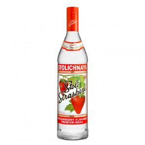 Stolichnaya - Stoli Strasberi 750ml | Strawberry Russian Vodka