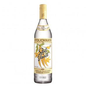 Stolichnaya - Stoli Vanil 750ml | Vanilla Russian Vodka