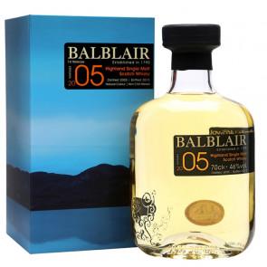 Balblair Vintage 2005 | Philippines Manila Whisky