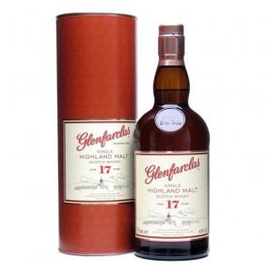 Glenfarclas 17 Year Old Single Malt Scotch 70cl   Scottish Whisky