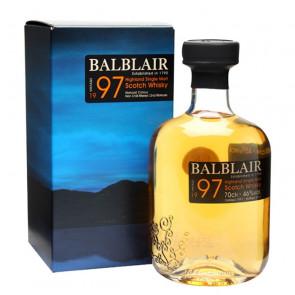 Balblair Vintage 1997 | Philippines Manila Whisky