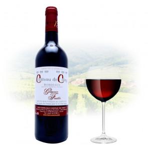 Bordeaux - Château de Crécy Rouge 2009 | Manila Philippines Wine