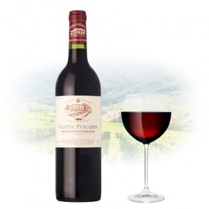 Chateau Puycarpin 2010 - Bordeaux Superieur | Philippines Manila Wine