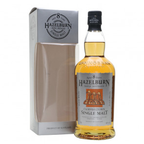 Hazelburn Triple Distilled 8 Year Old | Single Malt Scotch Whisky | Philippines Manila Whisky