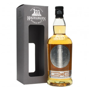Hazelburn Triple Distilled 10 Year Old | Single Malt Scotch Whisky | Philippines Manila Whisky