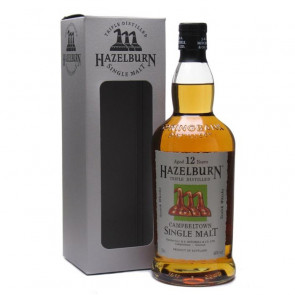 Hazelburn Triple Distilled 12 Year Old | Single Malt Scotch Whisky | Philippines Manila Whisky