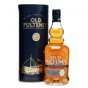 Old Pulteney 17 Year Old | Philippines Manila Whisky