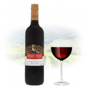 Gray Fox Cabernet Sauvignon | Manila Wine Philippines