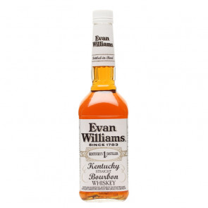 Evan Williams White Bottle-In-Bond | Kentucky Straight Bourbon Whiskey | Philippines Manila Whiskey