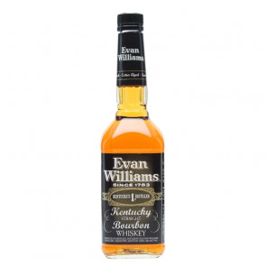 Evan Williams Black | Kentucky Straight Bourbon Whiskey | Philippines Manila Whiskey