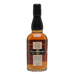 Evan Williams Single Barrel Vintage | Kentucky Straight Bourbon Whiskey | Philippines Manila Whiskey