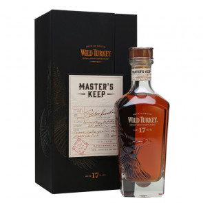 Wild Turkey 17 Year Old Master's Keep | Philippines Manila Whisky