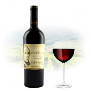 The Federalist Zinfandel 2011 | Philippines Manila Wine